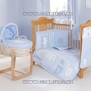 Бортик в кроватку + одеяло! Tanrivas