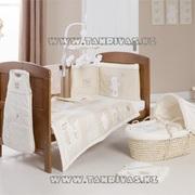 Продам детские кроватки,  манежики,  бортики и одеяла из Англии! Tanrivas